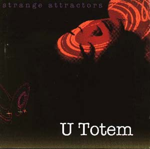 U Totem - Strange Attractors  CD (album) cover