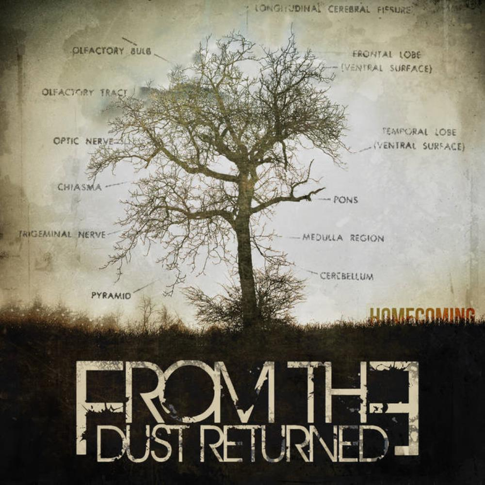 Homecoming by FROM THE DUST RETURNED album cover