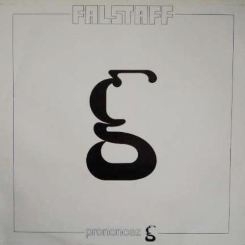 Prononcez G by FALSTAFF album cover