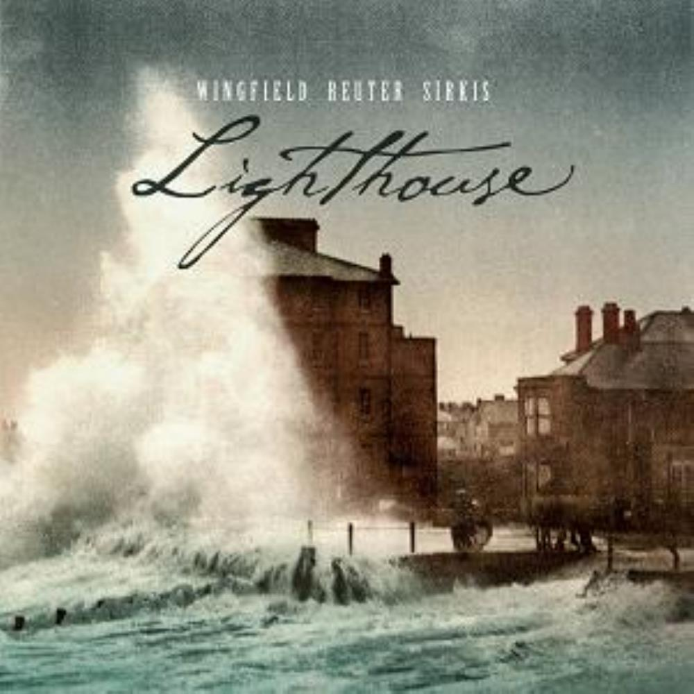 Wingfield - Reuter - Stavi - Sirkis - Lighthouse (as Wingfield Reuter Sirkis) CD (album) cover