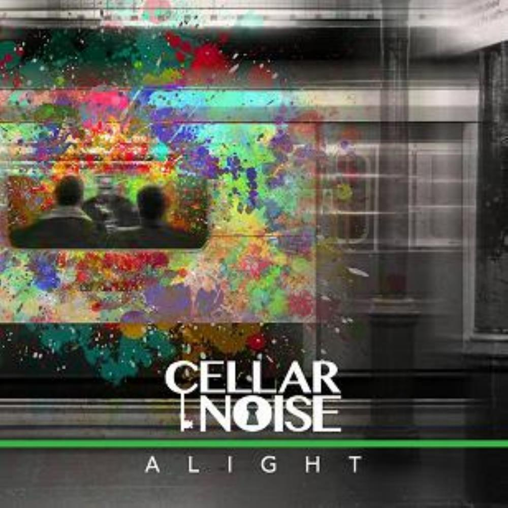 Cellar Noise - Alight CD (album) cover