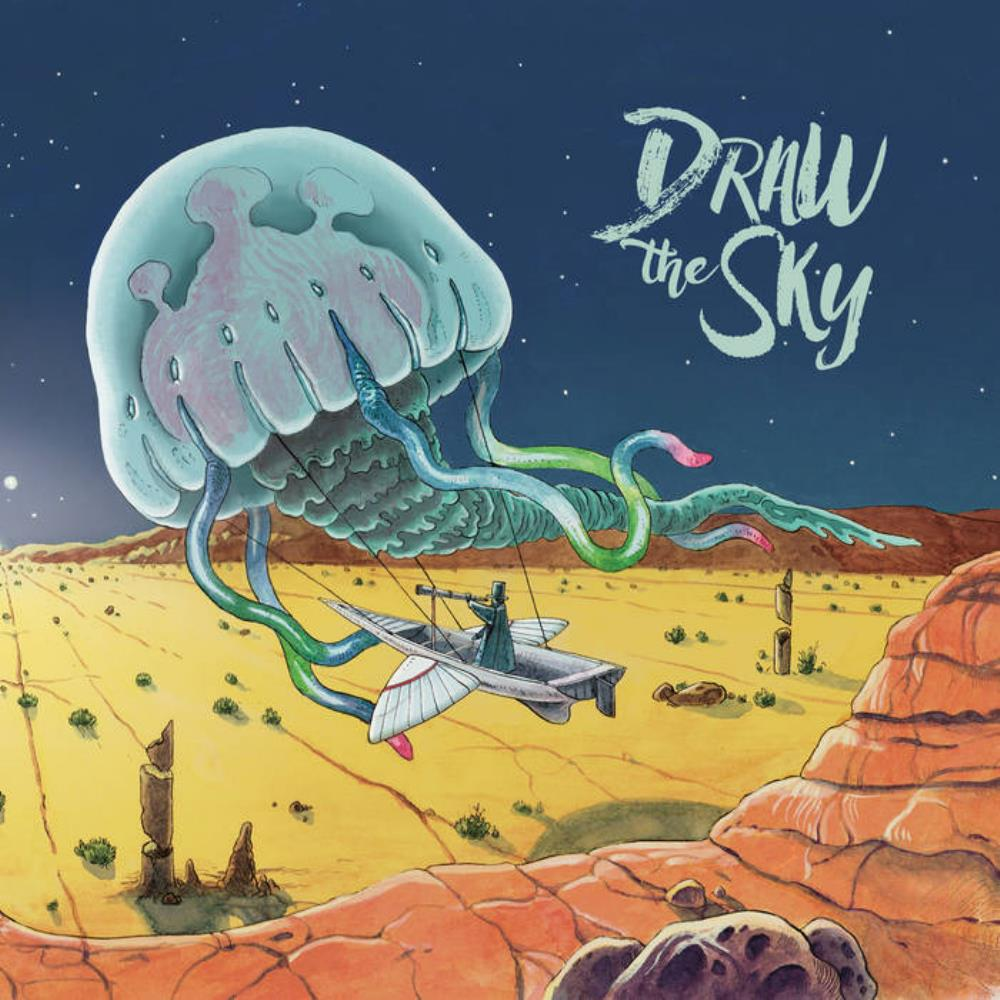 Draw The Sky Humanity album cover