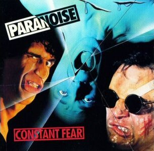 Paranoise Constant Fear album cover