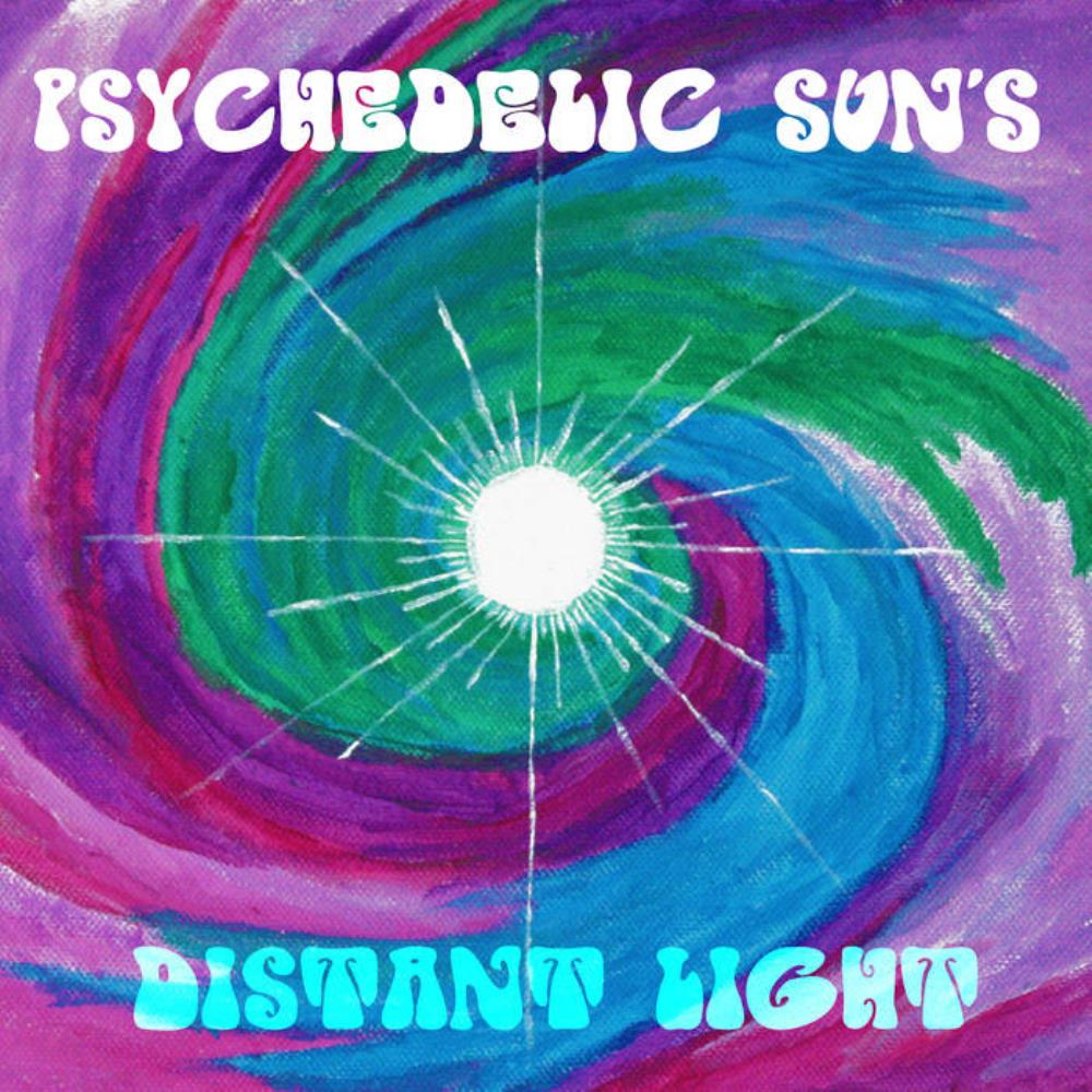 Distant Light by Psychedelic Sun's album rcover