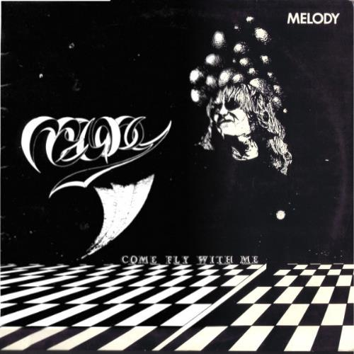 Come Fly With Me by MELODY album cover