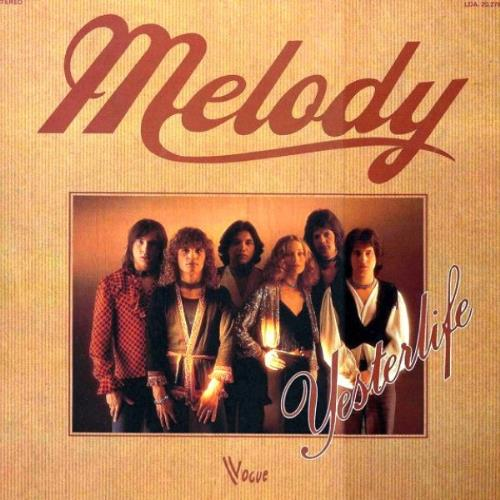 Yesterlife by MELODY album cover
