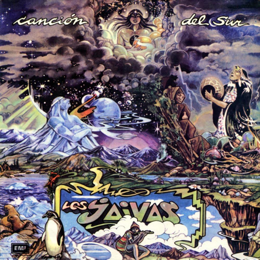 Canción Del Sur by JAIVAS, LOS album cover