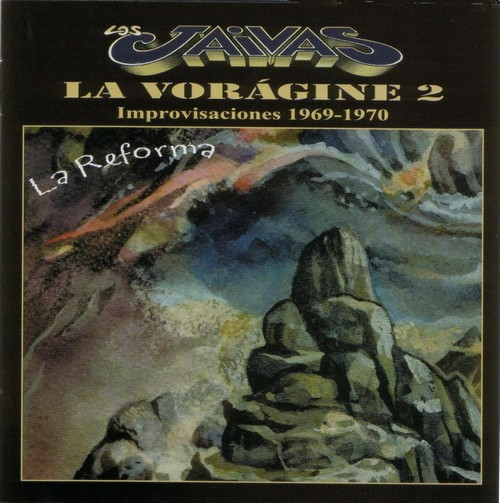 Los Jaivas - La Voragine II, La Reforma CD (album) cover