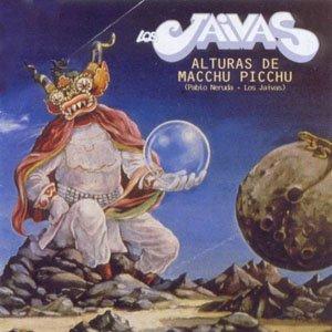 Los Jaivas Alturas de Macchu Picchu album cover