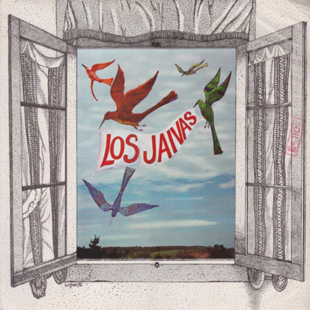 Los Jaivas [Aka: Todos Juntos; La Ventana] by JAIVAS, LOS album cover