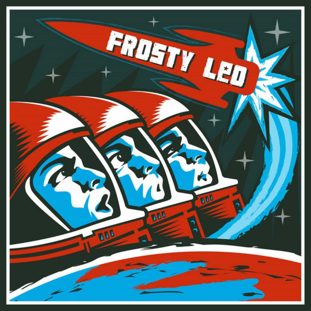 Frosty Leo - Frosty Leo CD (album) cover