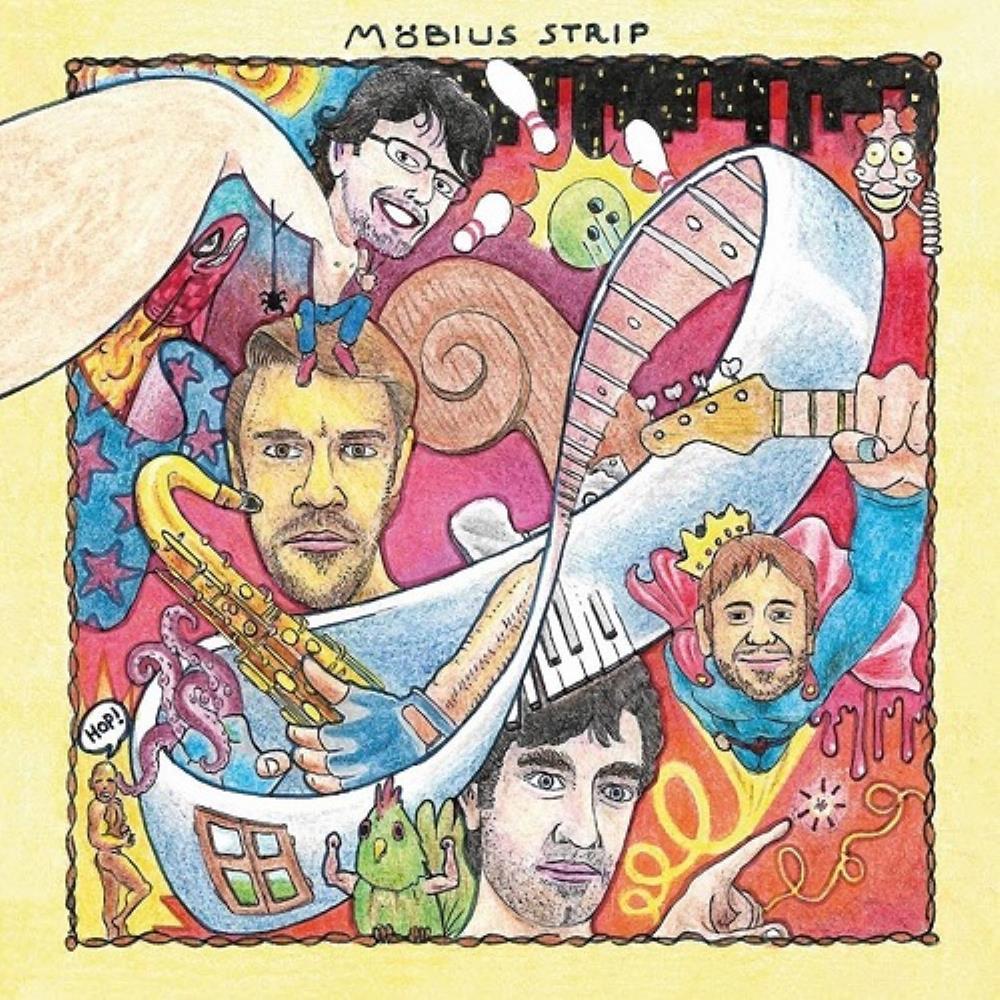 Mobius Strip by MOBIUS STRIP album cover