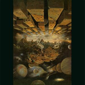 Framtiden ar ett Svavande Skepp, Forankrat I Forntiden by ALGARNAS TRADGARD album cover