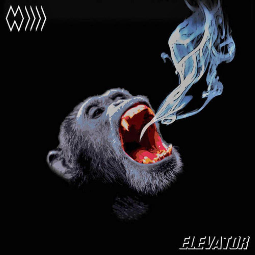 Elevator by BAND WHOSE NAME IS A SYMBOL, THE album cover