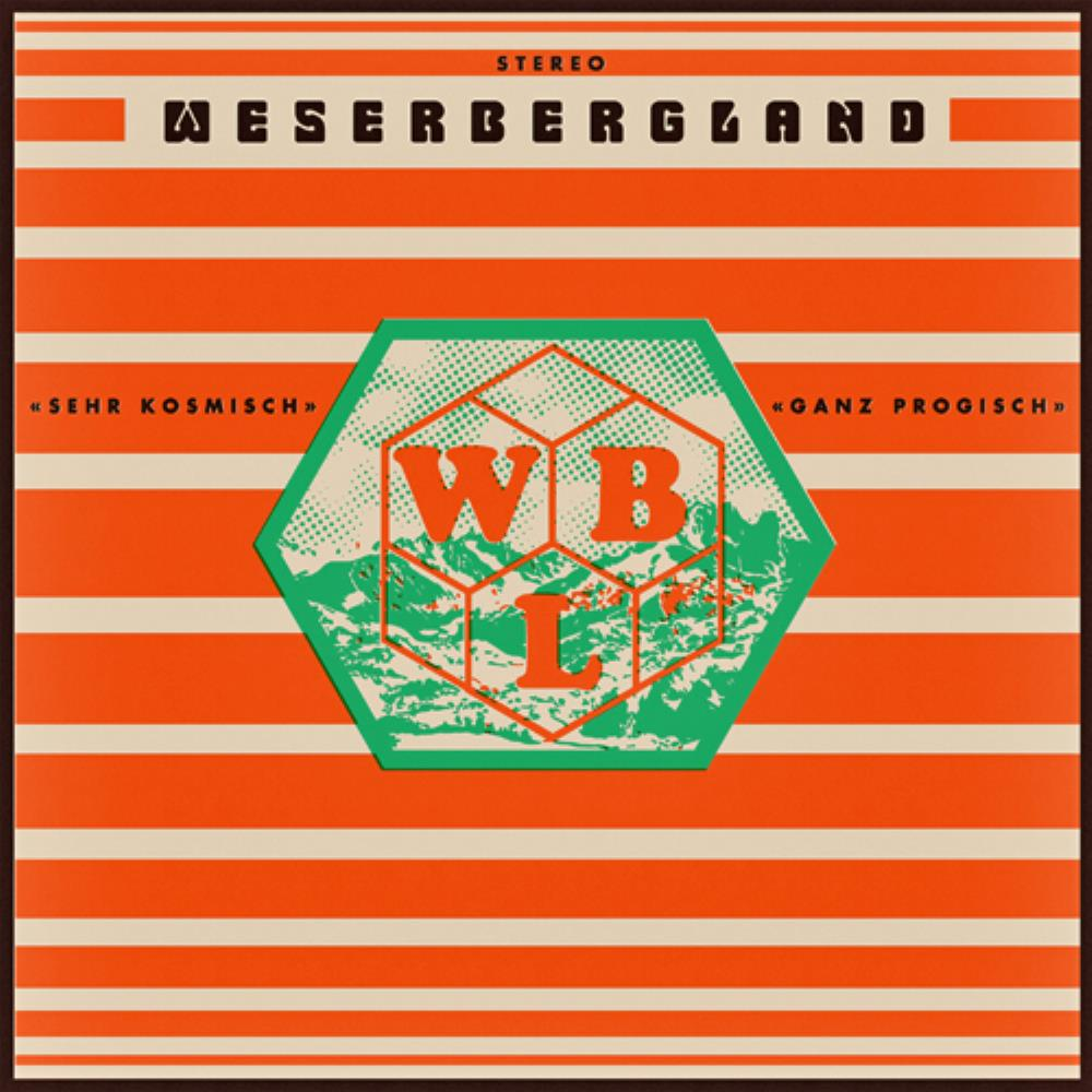 Sehr Kosmisch Ganz Progisch by WESERBERGLAND album cover