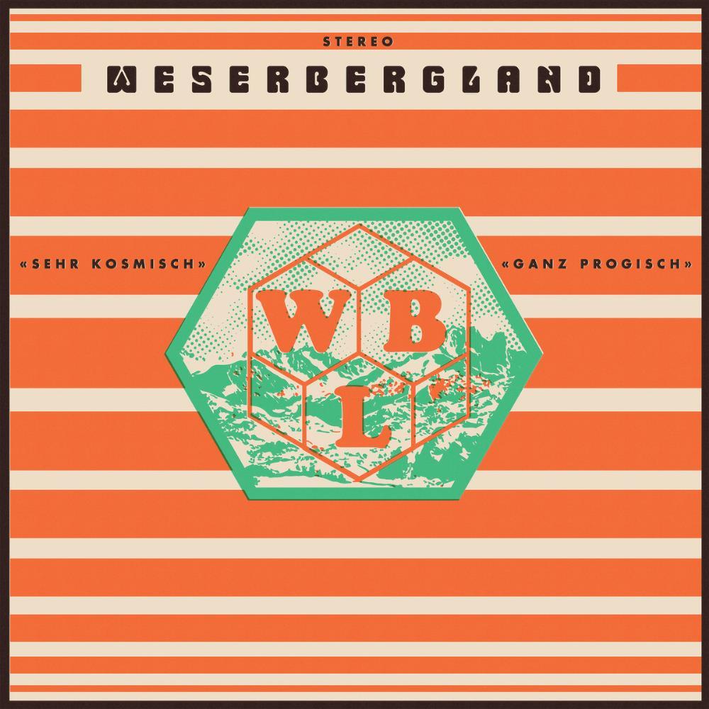 Sehr Kosmisch, Ganz Progisch by WESERBERGLAND album cover