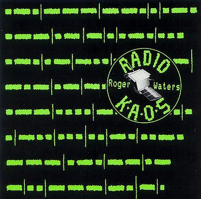 Roger Waters Radio K.A.O.S.  album cover