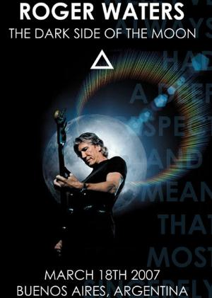 Roger Waters Live in Argentina album cover
