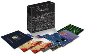 Roger Waters The Roger Waters Collection (7CD + DVD) album cover