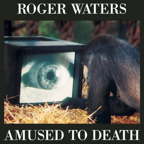 Roger Waters Amused To Death album cover