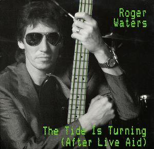 Roger Waters The Tide Is Turning (After Live Aid) album cover