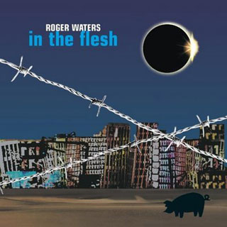 Roger Waters - In the Flesh - Live CD (album) cover