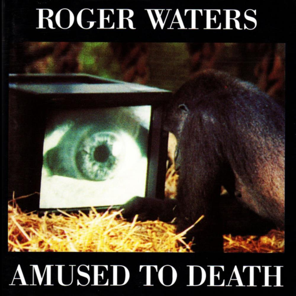 Roger Waters - Amused To Death CD (album) cover