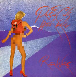 Roger Waters - The Pros and Cons of Hitch Hiking CD (album) cover