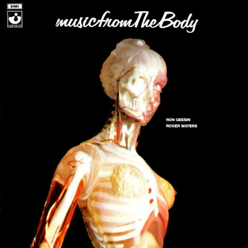 Roger Waters - Roger Waters & Ron Geesin: Music From The Body (OST) CD (album) cover