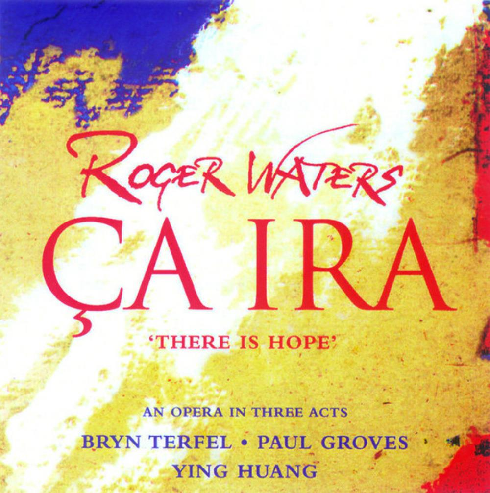 Roger Waters - Ça Ira CD (album) cover