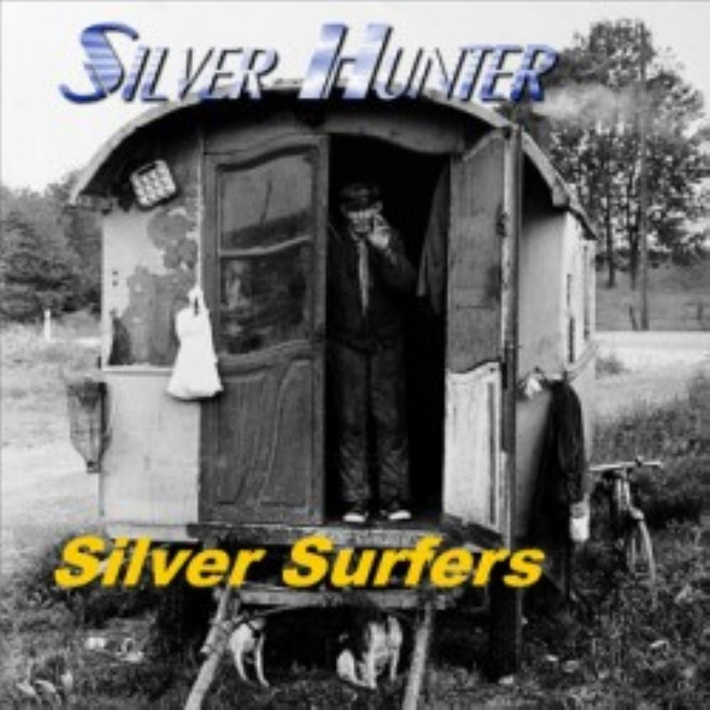 Silver Surfers by SILVER HUNTER album cover