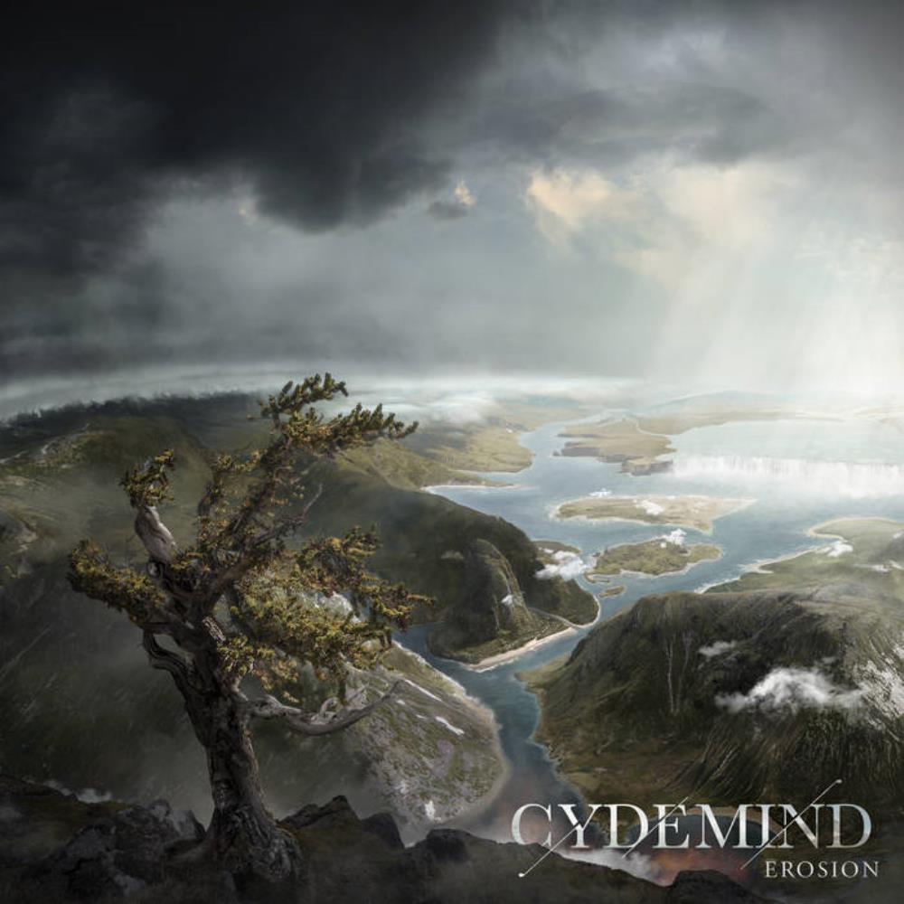 Erosion by Cydemind album rcover
