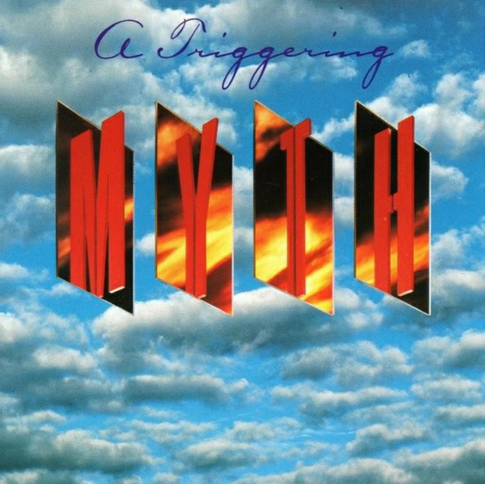 A Triggering Myth by TRIGGERING MYTH, A album cover
