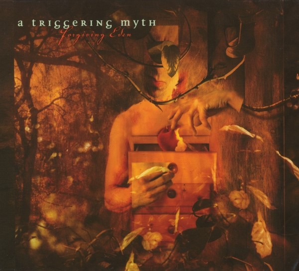 Forgiving Eden by TRIGGERING MYTH, A album cover