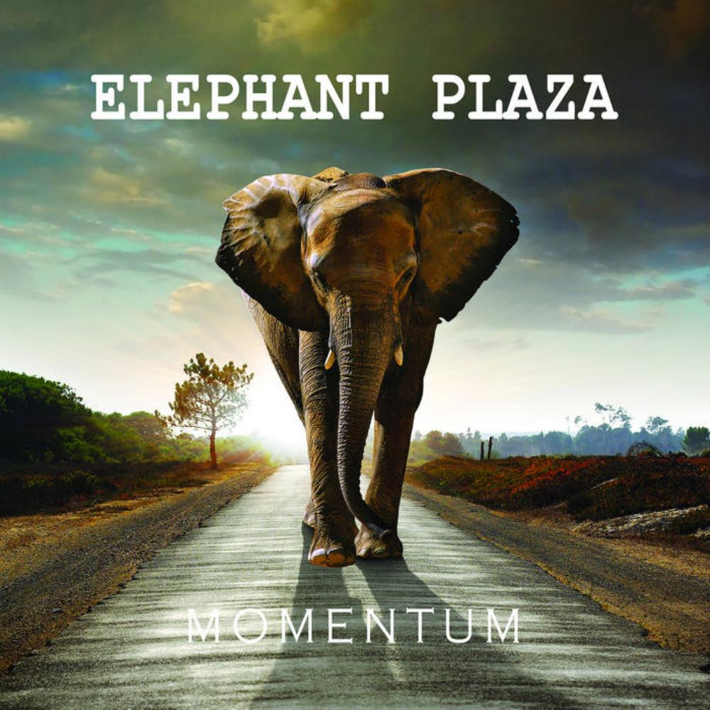 Elephant Plaza - Momentum CD (album) cover