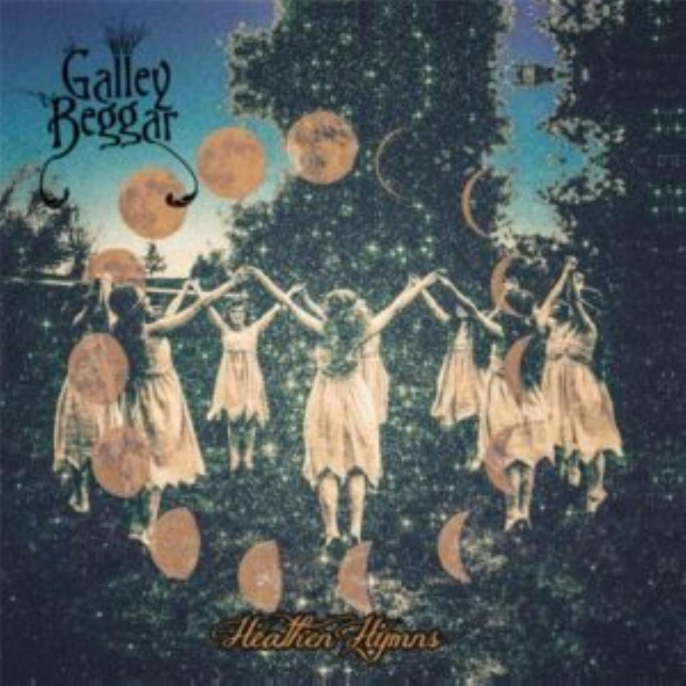 Heathen Hymns by GALLEY BEGGAR album cover