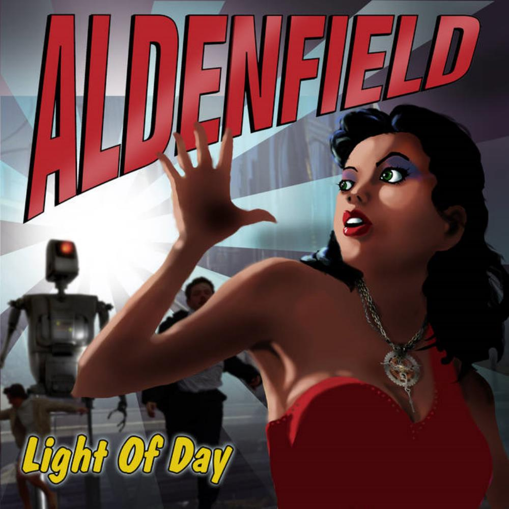 Light Of Day by ALDENFIELD album cover