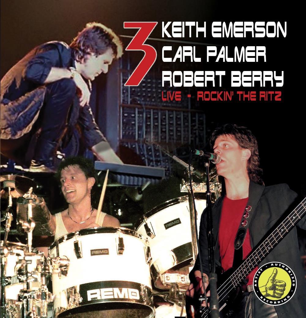 Live - Rockin' the Ritz by 3 album cover