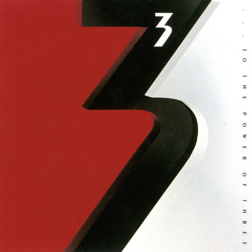 3 - To The Power Of Three CD (album) cover