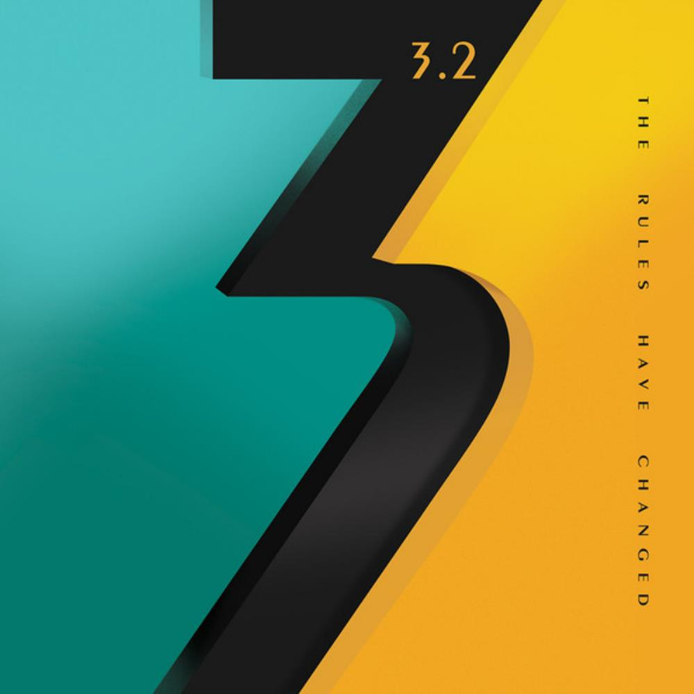3 - 3.2: The Rules Have Changed CD (album) cover