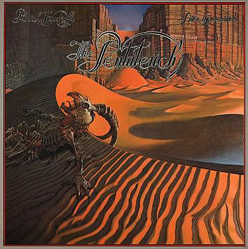 The Pentateuch of the Cosmogony by GREENSLADE, DAVE album cover