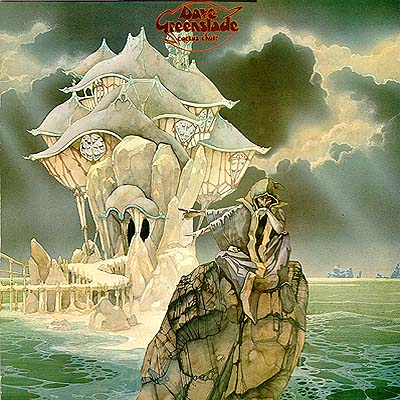 Cactus Choir by GREENSLADE, DAVE album cover