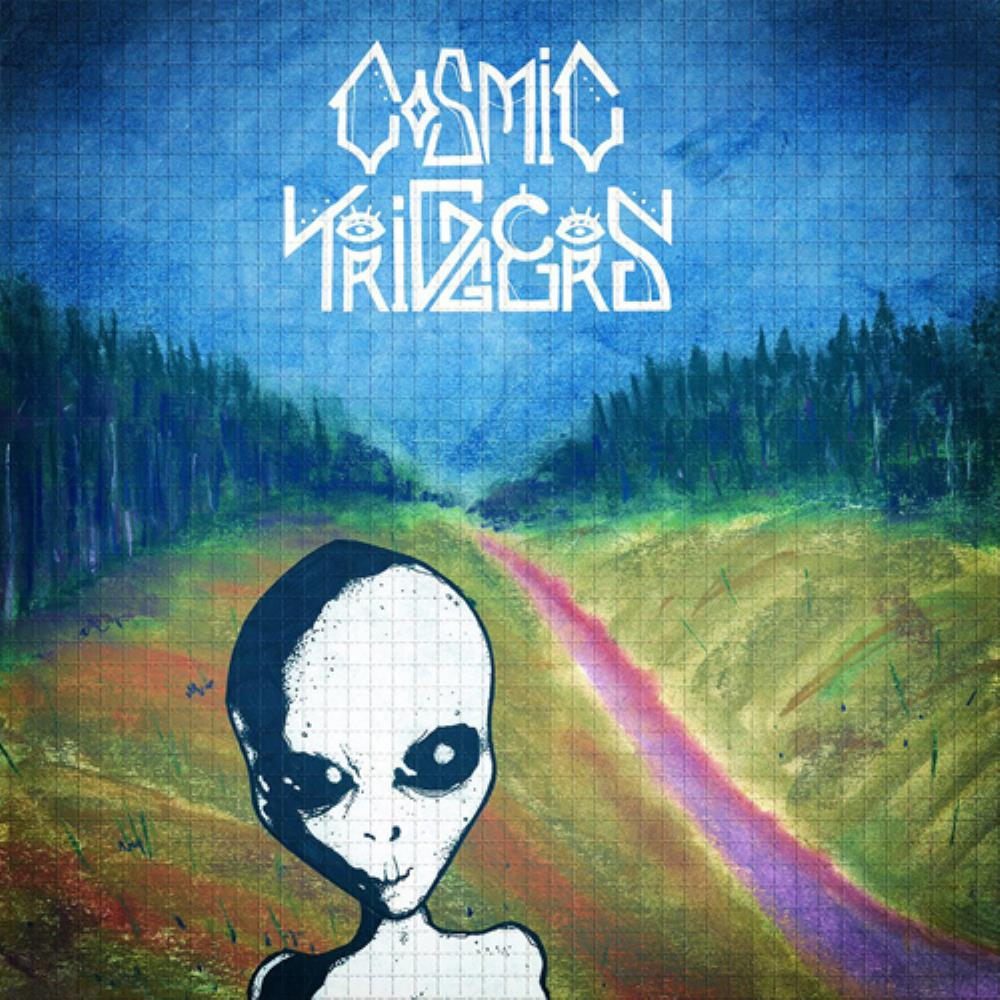 Homo Fractaliens by COSMIC TRIGGERS album cover