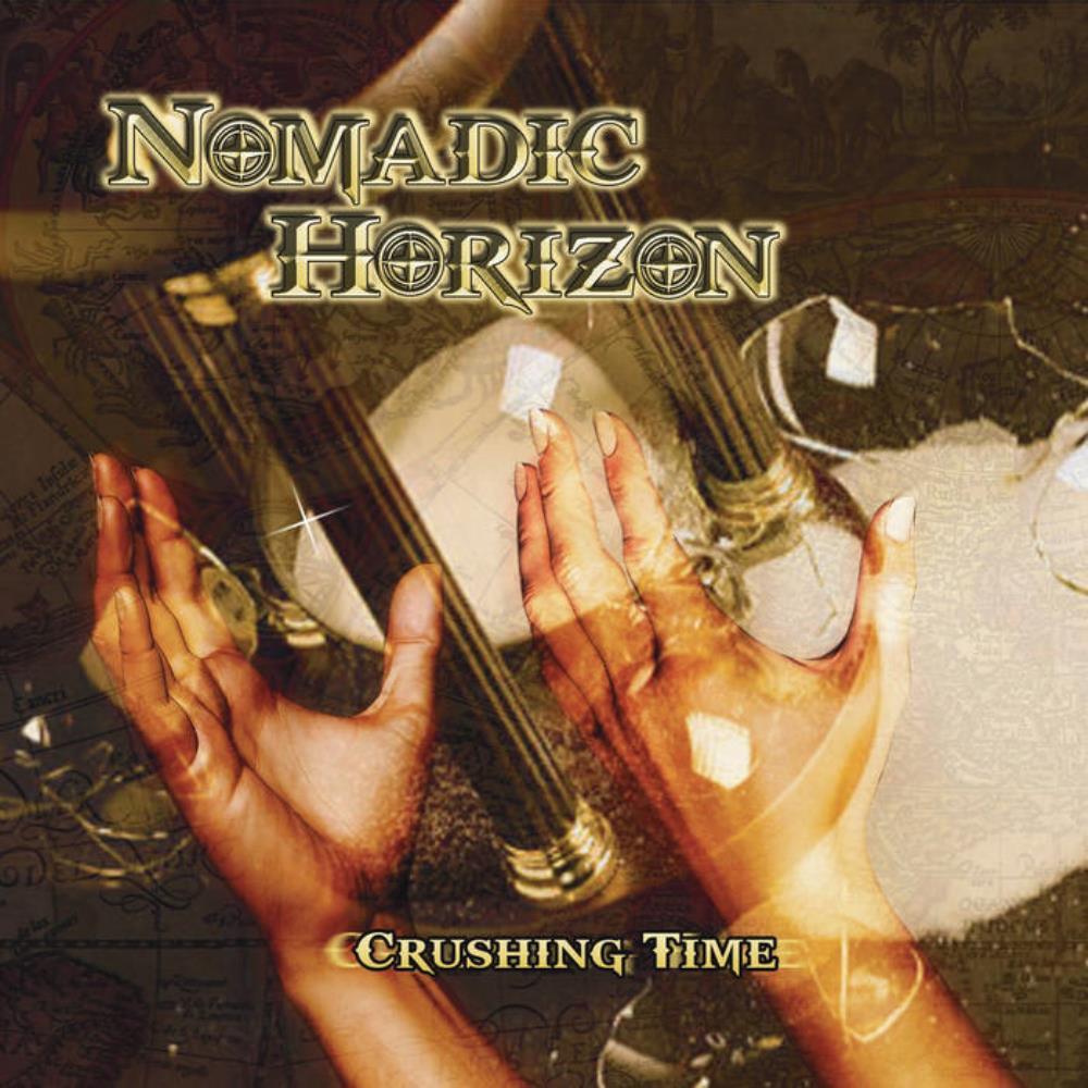 Crushing Time by NOMADIC HORIZON album cover