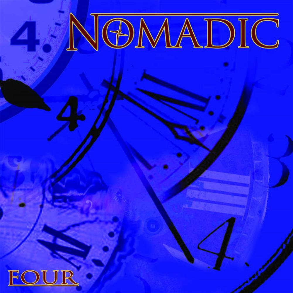 4 by NOMADIC album cover