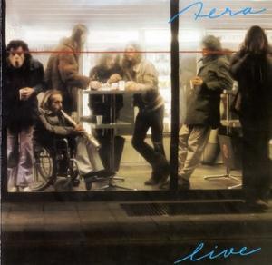 Live by AERA album cover