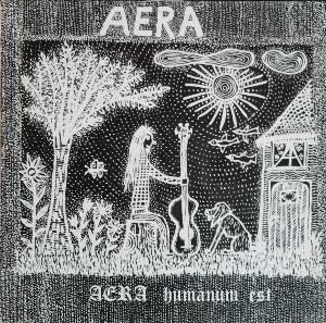 Humanum Est  by AERA album cover