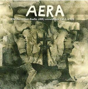 Aera The Bavarian Broadcast Recordings Vol. 1 (1975) album cover