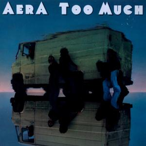 Aera Too Much album cover
