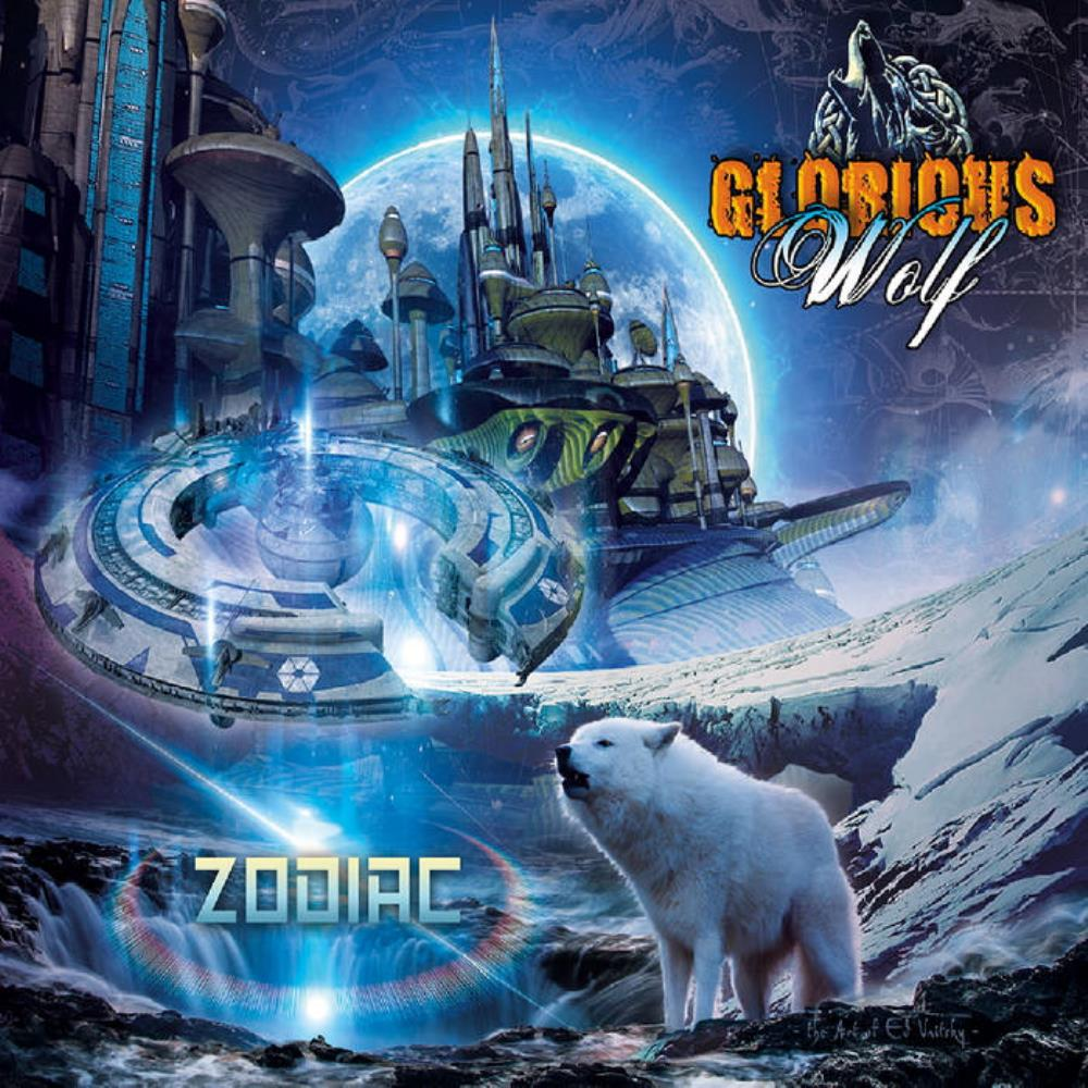 Glorious Wolf - Zodiac CD (album) cover